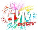 logo gym motiv