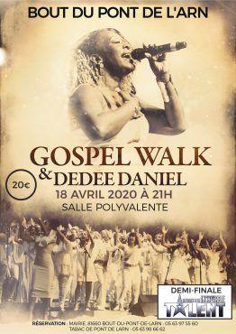 concert Gospel Walk